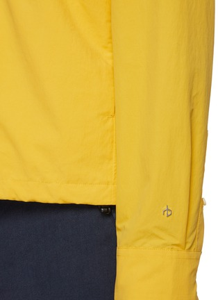 - RAG & BONE - 'Finlay' Packable Nylon Cotton Blend Shirt Jacket
