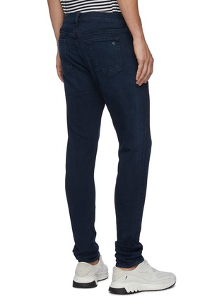 Back View - Click To Enlarge - RAG & BONE - 'Fit 1' Mid Rise Denim Jeans