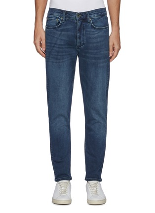 Main View - Click To Enlarge - RAG & BONE - 'Fit 2' Mid Rise Whiskered Denim Jeans