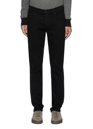 Main View - Click To Enlarge - RAG & BONE - 'Fit 2' Mid Rise Denim Jeans