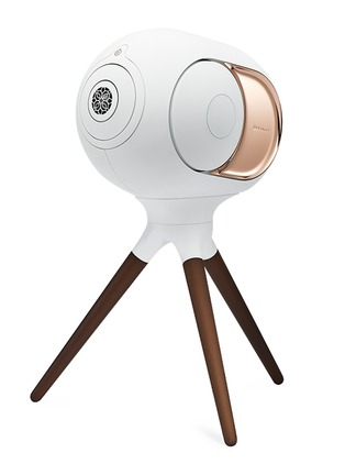 Main View - Click To Enlarge - DEVIALET - Treepod Wireless Speaker Stand – Iconic White