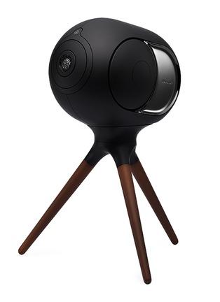 Main View - Click To Enlarge - DEVIALET - Treepod Wireless Speaker Stand – Black Matte