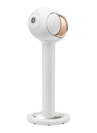 Main View - Click To Enlarge - DEVIALET - Tree Wireless Speaker Stand – Iconic White