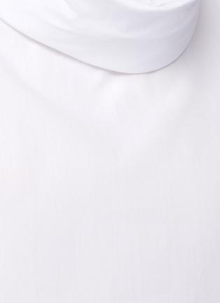 - THE ROW - Mock neck sleeveless top