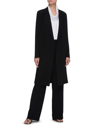 Figure View - Click To Enlarge - THE ROW - Mock neck sleeveless top