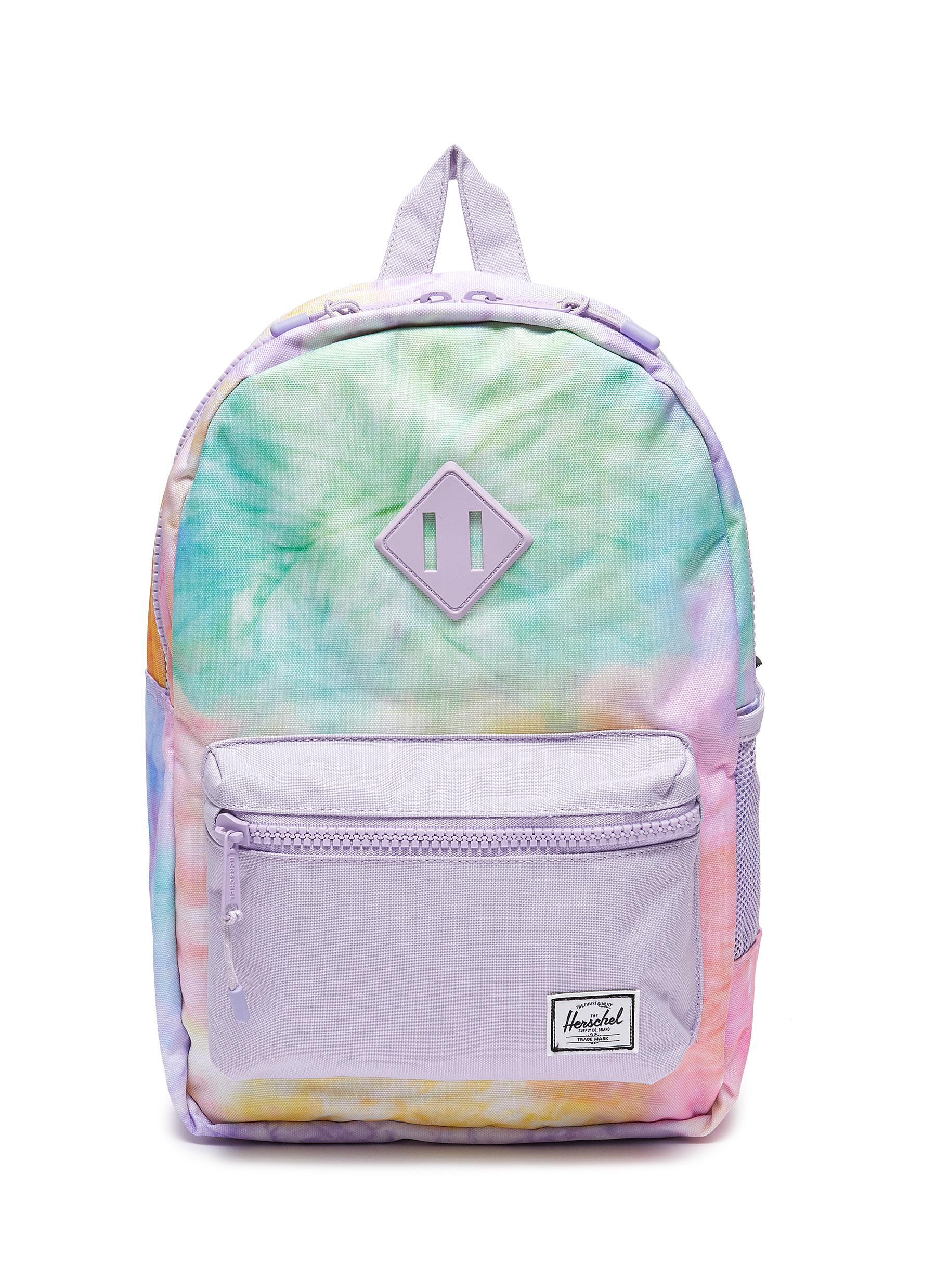 """Heritage Youth' Tie-dye Pattern Canvas Toddler and Kids Backpack"""" - THE HERSCHEL SUPPLY CO. - Modalova"""