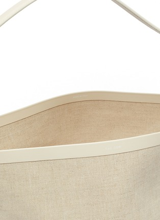 Detail View - Click To Enlarge - THE ROW - 'Park' canvas tote