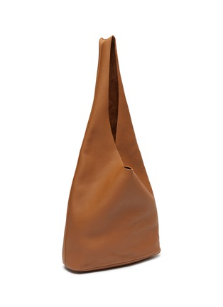 Detail View - Click To Enlarge - THE ROW - 'Bindle' leather bag