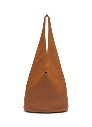 Main View - Click To Enlarge - THE ROW - 'Bindle' leather bag