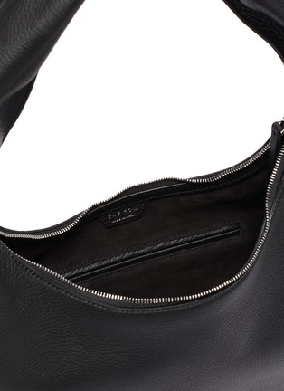 Detail View - Click To Enlarge - THE ROW - 'Everyday' medium leather shoulder bag