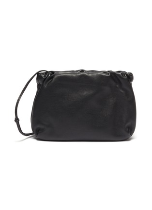 Main View - Click To Enlarge - THE ROW - 'Bourse' Crossbody Leather Bag
