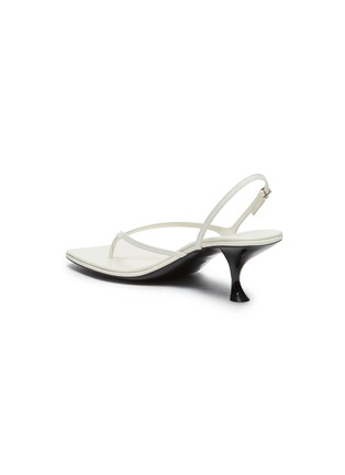 - THE ROW - 'Constance' thong leather sandals