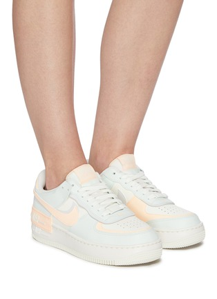 Air Force 1 Shadow' platform sole lace up sneakers