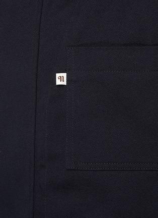 - NANUSHKA - Cruz Collar Shirt Jacket