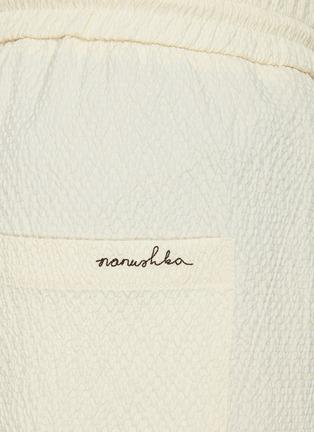 - NANUSHKA - Jiro' Drawstring Waist Jogger Pants