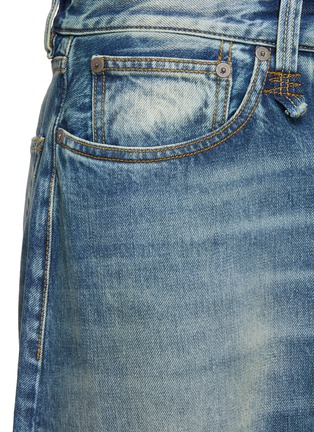 - R13 - Light wash cropped jeans