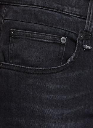 - R13 - Dark wash skinny jeans