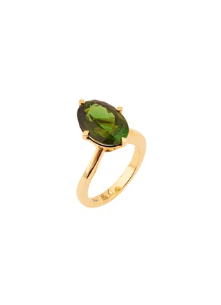 Main View - Click To Enlarge - STEPHEN WEBSTER - Dynamite' tourmaline 18k gold cocktail ring