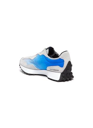 - NEW BALANCE - '327 gradient' low top sneakers