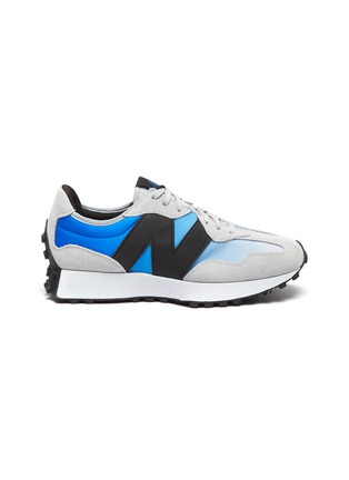 Main View - Click To Enlarge - NEW BALANCE - '327 gradient' low top sneakers