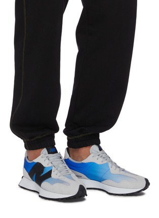 Figure View - Click To Enlarge - NEW BALANCE - '327 gradient' low top sneakers