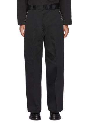 Main View - Click To Enlarge - TOGA VIRILIS - Wide Pants