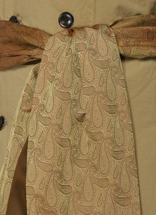 - TOGA VIRILIS - Nylon Padding Long Coat