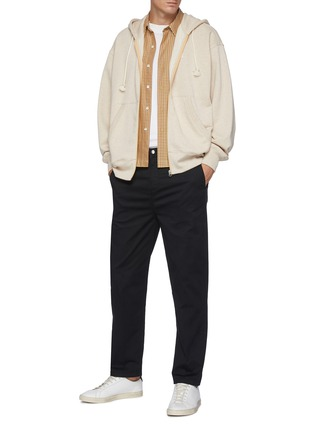 Figure View - Click To Enlarge - FRAME DENIM - Cotton chino pants