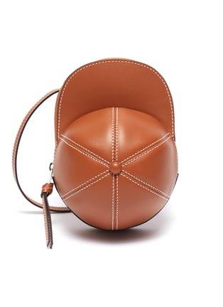 Main View - Click To Enlarge - JW ANDERSON - 'Midi Cap' leather crossbody bag