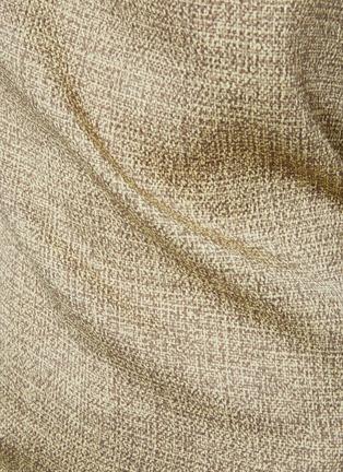 - PETAR PETROV - Abiann' Cowl Neck Silk Dress