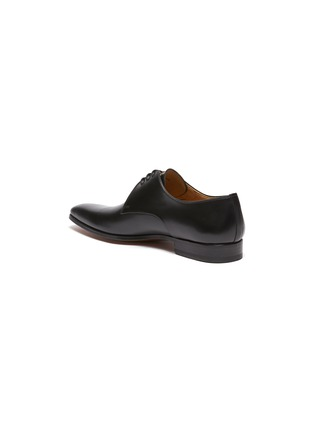 - MAGNANNI - 3-eye Leather Derby Shoes