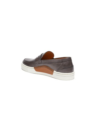- MAGNANNI - Opanca Cap Sole Penny Loafer