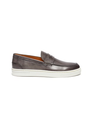 Main View - Click To Enlarge - MAGNANNI - Opanca Cap Sole Penny Loafer