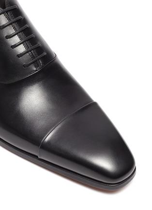 Detail View - Click To Enlarge - MAGNANNI - 6 Eyelet Toe Cap Flex Oxford