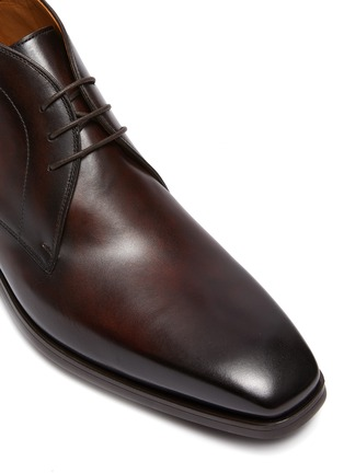Detail View - Click To Enlarge - MAGNANNI - Chistled Chukka Boot