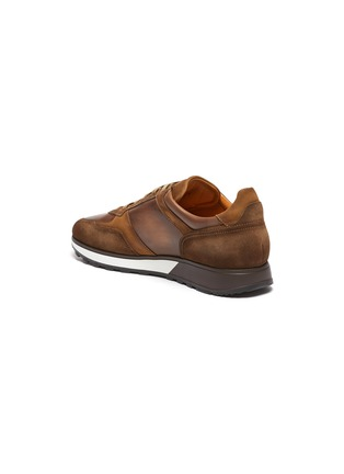 - MAGNANNI - Patina Leather Runner