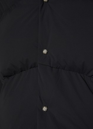 - ACNE STUDIOS - Ondino Matte Snap Closure Puffer Jacket