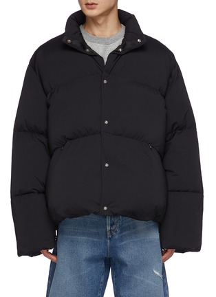 Main View - Click To Enlarge - ACNE STUDIOS - Ondino Matte Snap Closure Puffer Jacket