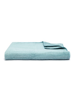 Main View - Click To Enlarge - FRETTE - Unito Bath Towel – Turquoise