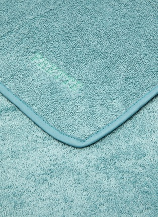 Detail View - Click To Enlarge - FRETTE - Unito Hand Towel – Turquoise