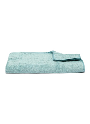 Main View - Click To Enlarge - FRETTE - UNITO GUEST TOWEL - TURQUOISE