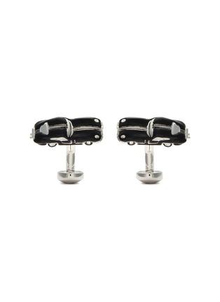 Main View - Click To Enlarge - BABETTE WASSERMAN - Retro Car Enamelled Cufflinks