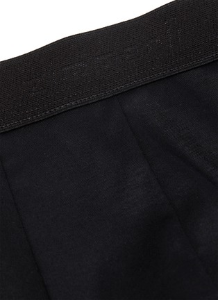 Detail View - Click To Enlarge - ZIMMERLI - Cotton Boxer Briefs