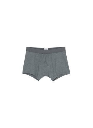 Main View - Click To Enlarge - ZIMMERLI - Microfibre Modal Blend Boxer Briefs