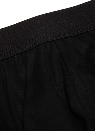 Detail View - Click To Enlarge - ZIMMERLI - Cotton Briefs