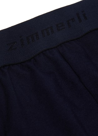 Detail View - Click To Enlarge - ZIMMERLI - Microfibre Modal Blend Briefs