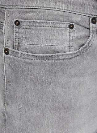 - DENHAM - 'Bolt' light wash skinny jeans