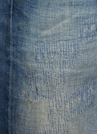 - DENHAM - 'Razor' 7 years SELVEDGE denim slim jeans