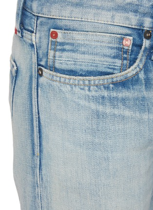 - DENHAM - 'Razor' medium wash slim jeans
