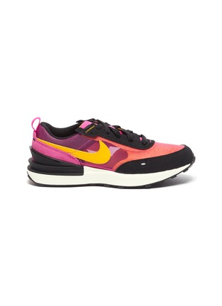 Main View - Click To Enlarge - NIKE KIDS - 'Waffle One' Mesh Upper Kids Sneakers
